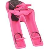 Scaun de bicicleta iBert Safe T-Seat roz