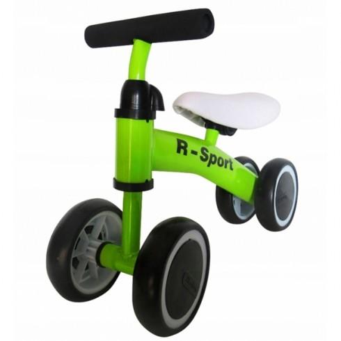 Tricicleta fara pedale R-Sport R11 verde
