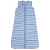 Sac de dormit Slumbersac Blue Stripes 6-18 luni 0.5 Tog