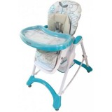 Scaun de masa Baby Mix Hungry Sheep blue