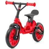 Bicicleta fara pedale Chipolino Trax red