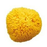 Burete natural OkBaby fagure de miere 12 cm