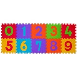 Covoras de joaca Baby Ono Puzzle cifre