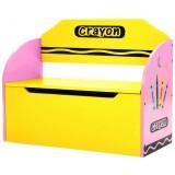 Bancuta depozitare Style Pink Crayon