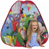 Cort de joaca Playhut Mickey Mouse Pop-up Adventure Tent
