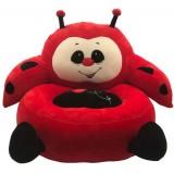 Fotoliu din plus Knorrtoys Ladybug Helga