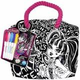 Gentuta Cife Color me mine rope bag Monster High