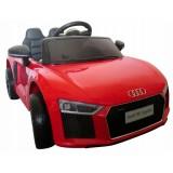 Masinuta electrica R-Sport Audi R8 rosu