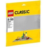 LEGO Classic Placa de Baza Gri 10701