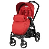 Carucior Peg Perego Book Black Completo sunset