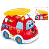Jucarie interactiva Baby Mix Camionul Fire Rescue