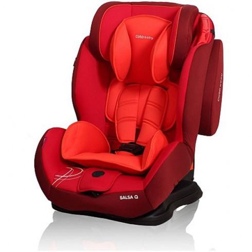 Scaun auto Coto Baby Salsa Q 2015 rosu