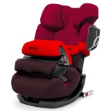 Scaun auto Cybex Pallas 2 Fix rumba red dark red cu Isofix