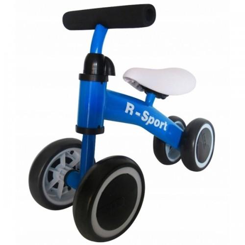 Tricicleta fara pedale R-Sport R11 albastru