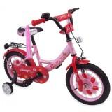 Bicicleta MyKids Jenny 777 G 12 pink
