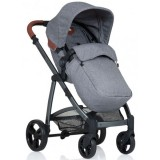Carucior Kiddo Jazz stone brown