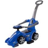 Masinuta Sun Baby Ferrari albastru