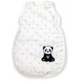 Sac de dormit Amy Golden Dot 80 cm Panda