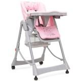 Scaun de masa Cangaroo Cookie roz