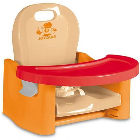 Scaun de masa Joycare Ghiottone JC-1224 portocaliu
