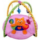 Covoras de joaca Arti B954376 Kitty pink