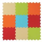Covoras de joaca din spuma Ludi Multicolor