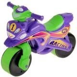 Motocicleta de impins MyKids Racing 013916 mov verde