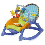 Scaunel balansoar Bertoni - Lorelli Chill Out 3 in 1 blue