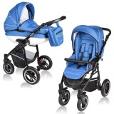 Carucior Vessanti Crooner 2 in 1 blue