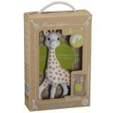 Jucarie Vulli girafa Sophie in cutie cadou Pret A Offrir