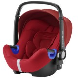 Scaun auto Britax - Romer Baby-Safe i-Size flame red