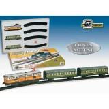 Trenulet electric Pequetren clasic