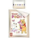 Lenjerie patut Detexpol Winnie the Pooh WTP20B 100x135 cm