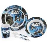 Set pentru luat masa Lulabi 5 piese Star Wars Rogue One
