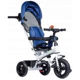 Tricicleta Ecotoys JM-068-11H albastru