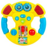 Jucarie interactiva Baby Mix City Rider yellow