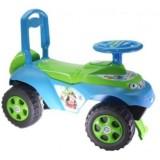 Masinuta de impins MyKids Music 0142R07 verde albastru