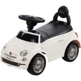 Masinuta Sun Baby Fiat 500 alb