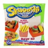 Plastilina Irwin Toy Skwooshi Set burger