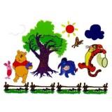 Sticker MyKids Winnie The Pooh SRDF-1027