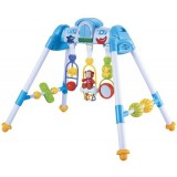 Centru de activitati Baby Mix Gym Play blue