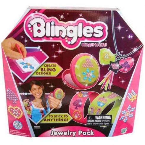 Jucarie Moose Blingles jewellery pack