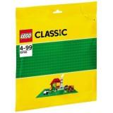 LEGO Classic Placa de Baza Verde 10700