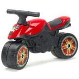 Motocicleta de impins Falk Moto X-Racer rosu