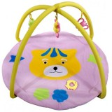 Covoras de joaca Arti B694519 Tiger Toys pink