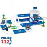 Garaj Wader politie 3D Kid Cars