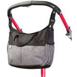 Geanta Caretero Deluxe black grey