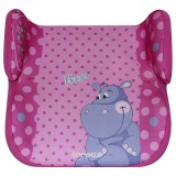 Inaltator auto Bertoni - Lorelli Topo Comfort Animals pink Hippo 2015
