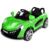 Masinuta electrica Toyz Aero 2x6V cu telecomanda Green