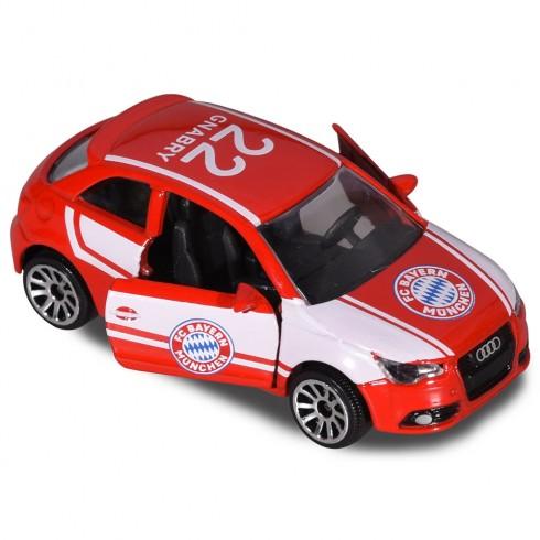 Masinuta Majorette FC Bayern Munchen Audi A1 Gnabry 22 {WWWWWproduct_manufacturerWWWWW}ZZZZZ]